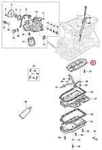 Defletor do Cárter - Original Chevrolet - 90571319 - Unitário
