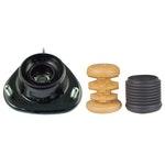 Kit amortecedor dianteiro com coxim, rolamento, batente e coifa PAJERO TR4 2009 - Amortex - 34166 - Unitário