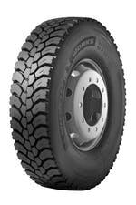 Pneu 12R22.5 X WORKS HD XDY TL 152/149D - Michelin - 891596 - Unitário