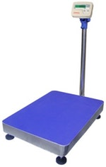 Balança Digital com Plataforma 40x40cm 60Kg 110/220V com Bateria - Urano - 22.31.008.0261 - Unitário