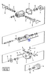 Kit do Rotor da Direção - Volvo CE - 6211663 - Unitário