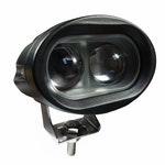 Farol de Luz Azul 10W para Segurança Anticolisão de Empilhadeira 10V A 80V - DNI - DNI 4150 - Unitário