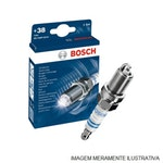 Vela de Ignição - FR7KPP33+ - Bosch - 0242236564 - Jogo