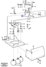 Válvula de Descarga - Volvo CE - 11009832 - Unitário