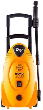Lavadora de Alta Pressão Bravo 2550 127V - Wap - 31050011 - Unitário