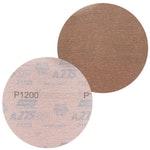 Disco de lixa seco A275 grão 1200 152mm s/ furo - Norton - 66261086345 - Unitário