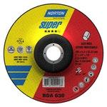 Disco de desbaste BDA 630 -180x6,4x22,23mm - Norton - 66252842943 - Unitário