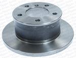 Disco de Freio Sólido sem Cubo - Hipper Freios - HF 471A - Par