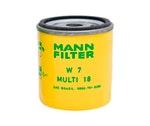 Filtro de Óleo Lubrificante CHEVETTE 1997 - Mann-Filter - W 7 MULTI 18 - Unitário