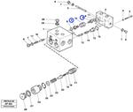 Válvula de Retenção - Volvo CE - 4787060 - Unitário