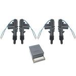 Trava Elétrica - Positron - 11404000 - Unitário