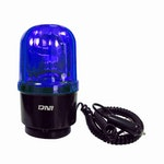 Luz Rotativa - Azul - 24V - DNI 4012 - DNI - DNI 4012 - Unitário