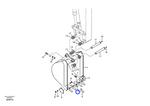 Adaptador - Volvo CE - 1071-01850 - Unitário