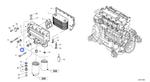 Refrigerador de Óleo - Volvo CE - 21590912 - Unitário