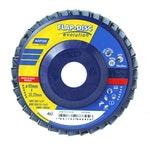 Disco Flap Evolution R822 grão 40 115x22,23mm - Norton - 66623313729 - Unitário