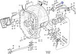 Tubo do Distribuidor de Óleo - Volvo CE - 4720997 - Unitário
