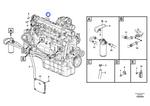 9014536074 REMAN - Volvo CE - 9014536074 - Unitário