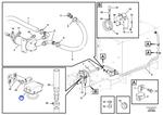 Interruptor - Volvo CE - 14592046 - Unitário