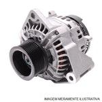 ALTERNADOR  HD1  28V  75A - Bosch - 9120456040 - Unitário