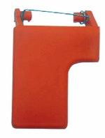 Puxador de Abertura do Capô KA 2016 - Kitsbor - 314.6060 - Unitário