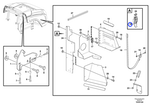 Trava Excêntrica - Volvo CE - 11015641 - Unitário