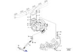 Parafuso Falngeado - Volvo CE - 994445 - Unitário