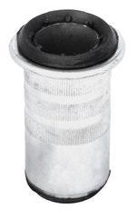 Bucha do Braço da Direção - Mobensani - MB 157 - Unitário