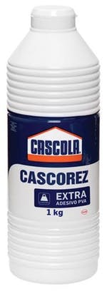 Cola Branca PVA Cascorez Extra 1Kg