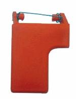 Puxador de Abertura do Capô - Kitsbor - 314.6059 - Unitário