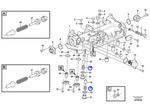 Mola da Carcaça do Filtro de Óleo - Volvo CE - 20464676 - Unitário