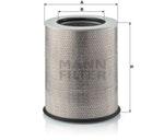 Filtro de Ar - Mann-Filter - C 34 1500 - Unitário
