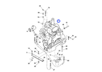 Filtro de Combustível - Volvo CE - 59728196 - Unitário