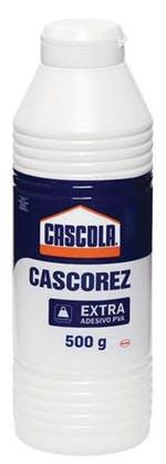 Cola Branca PVA Cascorez Extra 500g - Henkel - 1406730 - Unitário