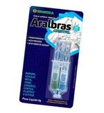 Adesivo Epóxi 10min Líquido Aralbras Hobby 16g - Brascola - 3010008 - Unitário