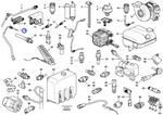 Sensor de Temperatura do Ar - Volvo CE - 21285163 - Unitário