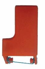 Puxador de Abertura do Capô - Kitsbor - 314.6058 - Unitário