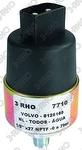 Sensor de Pressão do Óleo e da Água - 3-RHO - 7710 - Unitário