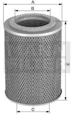 Filtro de Óleo do Sistema Hidráulico - Mann-Filter - H1281 - Unitário
