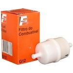 Filtro de Combustível - Fram - G12 - Unitário