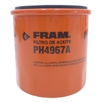 Filtro de Óleo (Mix Filtro) - Fram - PH4967A - Unitário