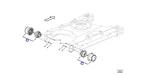 Unidade Propulsora REMAN - Volvo CE - 9014667673 - Unitário
