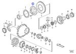 Carcaça do Diferencial - Volvo CE - 3152193 - Unitário
