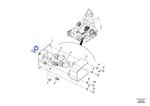 Adaptador do Sistema Hidráulico - Volvo CE - 16212236 - Unitário