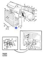 Filtro de Ar - Volvo CE - 11007388 - Unitário