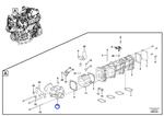 Tubo - Volvo CE - 21853075 - Unitário