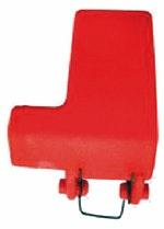 Puxador de Abertura do Capô - Kitsbor - 314.6057 - Unitário