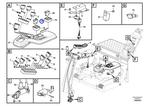 Interruptor - Volvo CE - 14531531 - Unitário