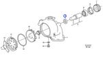 Anel de Vedação - Volvo CE - 958811 - Unitário