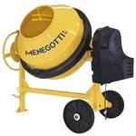 Betoneira Prime Monofásica 2 Cv com Kit de Segurança - 400 L - Menegotti - 40011194 - Unitário