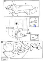 Diodo - Volvo CE - 4803274 - Unitário